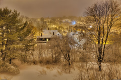 Dexter, Maine after Snowfall (Greg from Maine) Tags: winter snow newengland cape dexter snowfall winters penobscot snowscape dextermaine penobscotcounty