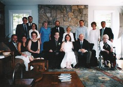 Scan-130303-0147 (Area Bridges) Tags: 2003 wedding newyork june ceremony weddingceremony june2003 poundridge june262003