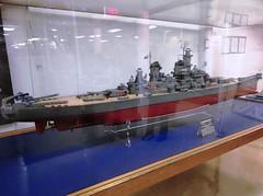 Scale Model of USS Missouri (lhboudreau) Tags: hawaii model ship wwii navy worldwarii missouri ww2 pearlharbor battleship usnavy worldwar2 scalemodel ussmissouri mightymo unitedstatesnavy bigmo museumship unitedstatesship