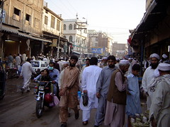 Local Market in Peshawar, Pakistan (tyamashink) Tags: pakistan