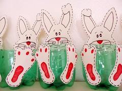 http://lariiihcamargo.blogspot.com.br/ (Larissa'') Tags: pet eva páscoa coelho garrafa