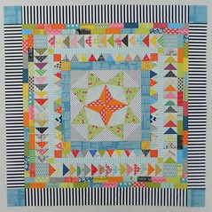 marcelle medallion {getting there} (s.o.t.a.k handmade) Tags: quilt medallion libertylove marcellemedallion