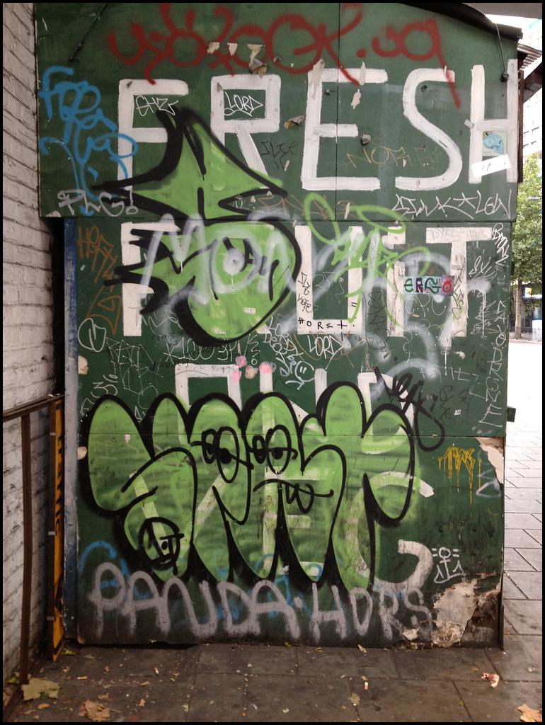 Spat 10 foot lewis wilson tags urban graffiti tags urbanart graff tagging