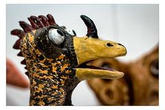Inquiet ? (Gabi Monnier) Tags: sculpture france art canon 50mm flickr expo jour moderne provence artcontemporain intérieur aubagne provencealpescôtedazur artsingulier canoneos600d gabimonnier