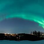 Aurora Borealis - Tampere, Finland 2013-03-17