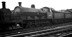 Railways - 49451 on Springs Branch Shed (Biffo1944) Tags: branch railway springs lnwr 080 7f 8f 49451 springsbranchshed