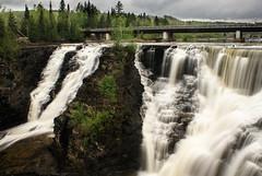 Kakabeka Falls (CGA[AvoidingResourcefulGooglers]) Tags: ontario nature water flow bay waterfall northwest smooth trails falls hydro thunder kakabeka waterforms