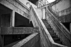 1933 Shanghai Slaughterhouse (caEsIuM ToNy) Tags: china monochrome zeiss 35mm nikon f14 explore carl      1933 distagon carlzeiss digitalcameraclub 1435 streetsnap d700 distagont1435 zeissdistagont1435