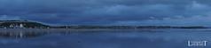 20160804-46 St Nic Coucher de soleil Heure Bleue Pano 9732 (laurent lhermet) Tags: coucherdesoleil pentrez sel1650 saintnic sonya6000 stnic bluehour heurebleue panorama panoramique sonyilce6000 sunset