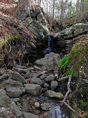 Mt. Moriah - Mini Falls (Drriss & Marrionn) Tags: mtmoriahar arkansas usa nature outdoor littlemissouririver river rockformation waterfall rock falls landscape watercourse water forest woods