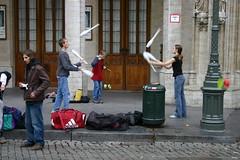 Bruxelles (claude.obtel) Tags: jongleur
