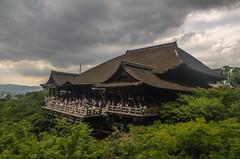 Kiyomizudera Main Hall (www78) Tags: kiyomizudera temple kyoto japan main hall