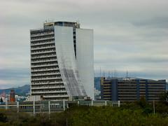 Centro Administrativo (Gijlmar) Tags: brasil brazil brasilien brsil brasile brazili portoalegre  riograndedosul amricadosul amricadelsur southamerica amriquedusud urban city cloudy