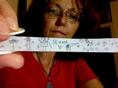 Foto criada em 2016-03-09 as 02.49 #3 (Atelier Renata GAM) Tags: photobooth reciclagem na embalagem do esparadrapo atelier renata gam