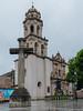 Atrio (ingeniuss) Tags: cruz iglesia parroquia lluvioso atrio sayula church