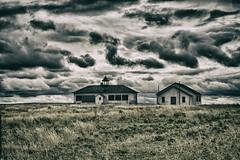 After the final bell-Keeline, Wyoming (j_piepkorn65) Tags: abandoned wyoming abandonedwyoming ruralexploration ruraldecay schoolhouse oneroomschoolhouse oneroomschool decay
