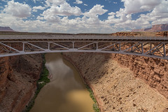 Grand Canyon HFF ... (Ken Krach Photography) Tags: grandcanyonnationalpark coloradoriver bridge