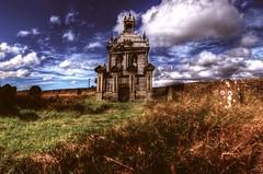 Mausoleum (Jamie  Sproates) Tags: wwwjamiesproatescom st andrews church abandoned panorama hdr canon 5d mkiii mk3 mausoleum
