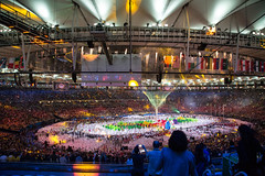 Rio 2016 closing ceremony (Joanne_H) Tags: brazil riodejaneiro rio2016 olympics olympicgames closingceremony