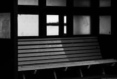 Through the Square Window (Liane_M_S) Tags: blackandwhite canoneos7d copyrightlianemssixdegreesframed essex monochrome waltononthenaze