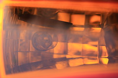 turn signal 2 (Pascal Volk) Tags: berlin macro makro 105mm closeup nahaufnahme macrodreams bokeh dof depthoffield macromondays planestrainsandautomobiles overproduction oversupply excessofsupply überproduktion blinker orange fahrtrichtungsanzeiger richtungsanzeiger canoneos6d sigma105mmf28exdgoshsmmacro