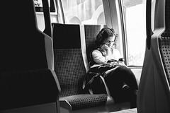Paris Transilien  2016 (hp chavaz) Tags: xpro urban blackandwhite xf35mm 2016 street train xf35mmf20 prime transports bw xpro1 fuji blackwhite fujifilm monochrome unexplore fav10 unexplored
