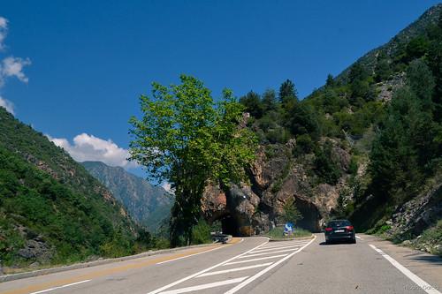 Road Trip Mercantour Sept 2016 - Étape 2 : La Colmiane - Colmars