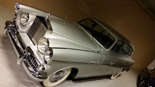 1954 Rolls Royce Silver Wraith LWB Special Edition Vignale