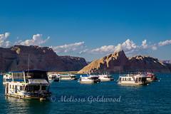 Lake Powell - Houseboat Vacation Destination (mgoldwood) Tags: arizona destination travel landscape nature houseboat lakepowell page
