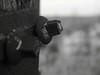 Bolt 1960 (Skylark92) Tags: rusty bolt 1960 gate wood wooden nederland netherlands holland amsterdam ransdorp