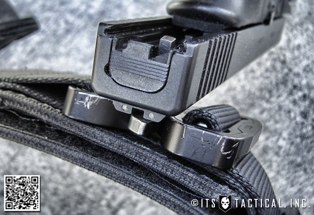 Jones Tactical 2″ FatZombie Duty Belt
