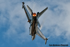 General Dynamics F16 Fighting Falcon - Belgian Air Force re-edit (Leigh Garthwaite) Tags: f16 d3 riat 2011 200400vr