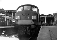 Mangotsfield 14th August 1965 (Robin Summerhill) Tags: park west green station bath hill 1960s common railways bournemouth staple bitton fishponds mangotsfield oldland warmley