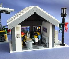 interior right (.) Tags: christmas winter holiday snow ice yard village lego chanukah cage tools lamppost technic radiator lumber propane hanukkah menorah hanukkiah harware shelfs