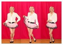 Carole (sissy_carole) Tags: pink girly sissy wrist swishy limp girlygirl