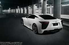 Lexus LFA 'II' (Mitch Hemming) Tags: mitch supercar lfa lexus hemming mhemming