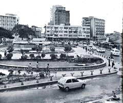 Guide to Lagos 1975 039 tinubu square (amaah) Tags: africa city urban history tourism observation perception culture lagos nigeria 1975 guide toli