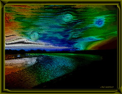 Alien Shoreline (Richard Gugins) Tags: from underground lost weird with time space deep experiment some taken science location part photograph unknown cave picts grooving continuum undisclosed unknowingly originated