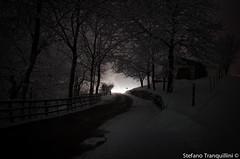 is see the light (Esse.Ti.!?!) Tags: snow night longexp