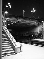 white noise. (angsthase.) Tags: winter light snow germany deutschland licht nrw dailylife ruhrgebiet dortmund kreuzviertel ruhrpott mft möllerbrücke micro43 lumixg20f17 epl5 olympuspenepl5