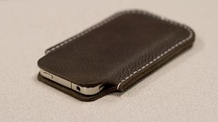 iphone5_case (Jorge (Webdevel)) Tags: brown leather 5 craft case sleeve iphone