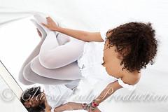 legs in mirror (lillianclassy) Tags: woman white black sexy feet girl female mirror mujer shoes pretty legs tights sensual hose thighs curly corset pantyhose ebony nylon morena piernas provocative strumpfhose strumpfhosen femalebody collant   pantimedias
