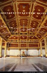 Atumashi Kyaungdawgyi, Mandalay (JH_1982) Tags: travel building travelling architecture canon religious eos buddha burma buddhist religion buddhism landmark exotic myanmar traveling spiritual tamron birma mandalay 18mm birmanie birmania 270mm myanma 미얀마 60d atumashi mjanma kyaungdawgyi jochenhertweck ประเทศพม่า