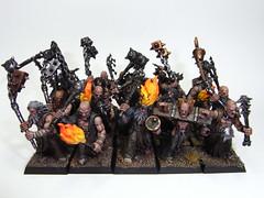 Empire Flagellants (kabankuru) Tags: miniatures fantasy empire warhammer modelling wargames gamesworkshop flagellant