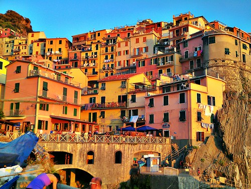 Cinque Terre - Italy by Michael Wuensch, on Flickr