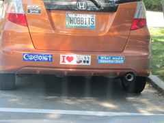 20120913 26 Bumper Sticker, Bangor, Maine (davidwilson1949) Tags: bangor maine bumpersticker