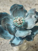 blue fantasy flower (Scrummy Mummy's Cakes) Tags: blue caketopper chinablue fantasyflower