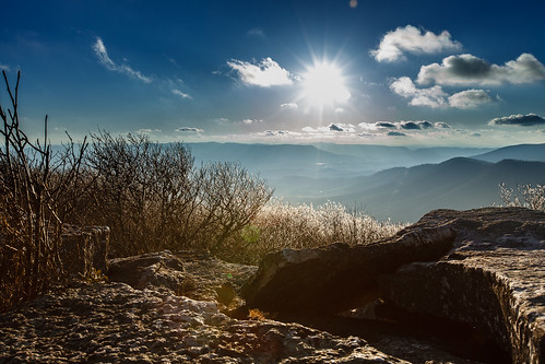 On Top of Bald Knob Waiting For Pan-STARRS [EXPLORED]