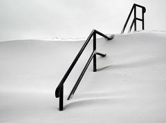 snow (skinner08) Tags: schnee sea digital nikon snapshot baltic explore ostsee kiel deich kompakt falckenstein friedrichsort p7100