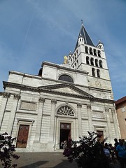 Annecy (sandromars) Tags: france annecy church notre dame rhonealpes